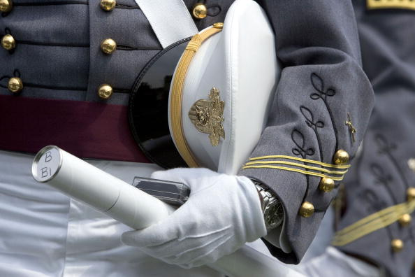 Cadet「Cheney Speaks At West Point Commencement」:写真・画像(2)[壁紙.com]