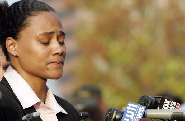 Marion Jones「Marion Jones Admits To Steroid Use And Lying To Federal Agents」:写真・画像(7)[壁紙.com]