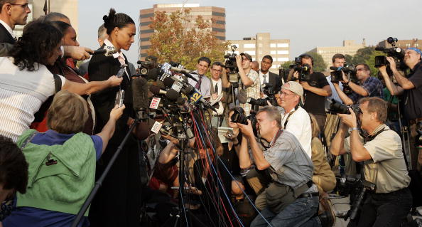 Marion Jones「Marion Jones Admits To Steroid Use And Lying To Federal Agents」:写真・画像(5)[壁紙.com]