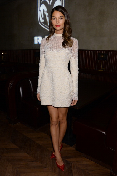 Lace Dress「Premiere Of AUGUST:OSAGE COUNTY Presented By The Weinstein Company With Ram Trucks - After Party」:写真・画像(17)[壁紙.com]