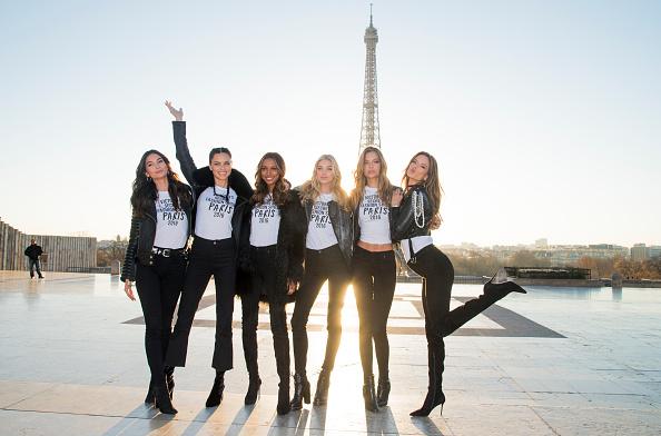 Victoria's Secret「2016 Victoria's Secret Fashion Show - Eiffel Tower」:写真・画像(7)[壁紙.com]