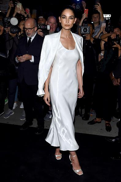 ニューヨークファッションウィーク「Ralph Lauren - Arrivals - September 2019 - New York Fashion Week」:写真・画像(11)[壁紙.com]