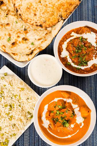 Basmati Rice「Authentic Indian Food」:スマホ壁紙(17)