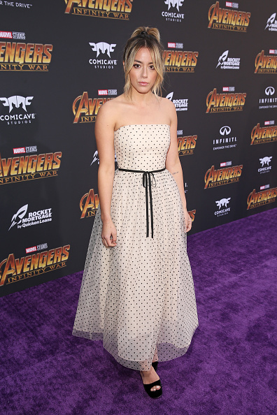 "Strapless「Los Angeles Global Premiere for Marvel Studios' ""Avengers: Infinity War""」:写真・画像(10)[壁紙.com]"