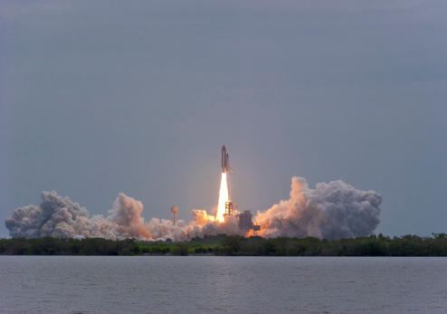 Gulf Coast States「July 8, 2011 - The final launch of Space Shuttle Atlantis from Kennedy Space Center, Cape Canaveral, Florida.」:スマホ壁紙(19)