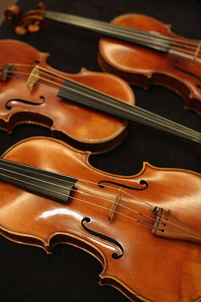 The Work Of 19th Century French Violin Maker Jean-Baptiste Vuillaumme Is Displayed Prior To Auction At Sotheby's:ニュース(壁紙.com)