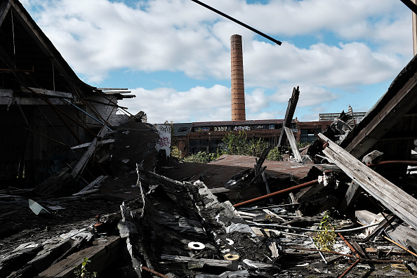 Shutter「Relics from The Rust Belt:  Decaying Factories Sit Idle In Waterbury, CT」:写真・画像(19)[壁紙.com]