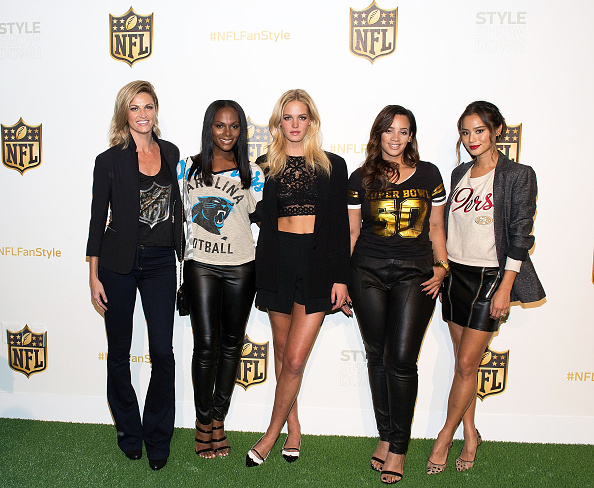 エリン・ヘザートン「Erin Heatherton Attends The NFL Women's Style Showdown On behalf Of The Northwest」:写真・画像(9)[壁紙.com]