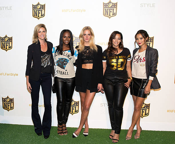 Erin Heatherton Attends The NFL Women's Style Showdown On behalf Of The Northwest:ニュース(壁紙.com)
