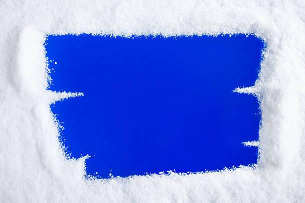 スクラッチ雪のウィンドウ:スマホ壁紙(壁紙.com)