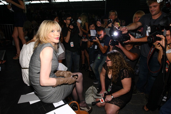 Spring Collection「Alexander Wang - Front Row - Spring 2012 Mercedes-Benz Fashion Week」:写真・画像(5)[壁紙.com]