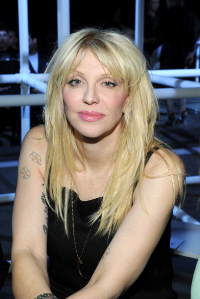 Courtney Love「Alexander Wang - Front Row - Mercedes-Benz Fashion Week Spring 2014」:写真・画像(5)[壁紙.com]