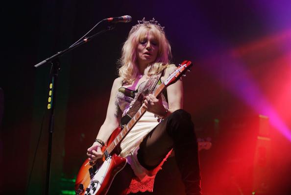 Courtney Love「Courtney Love Performs Live In Sydney」:写真・画像(0)[壁紙.com]