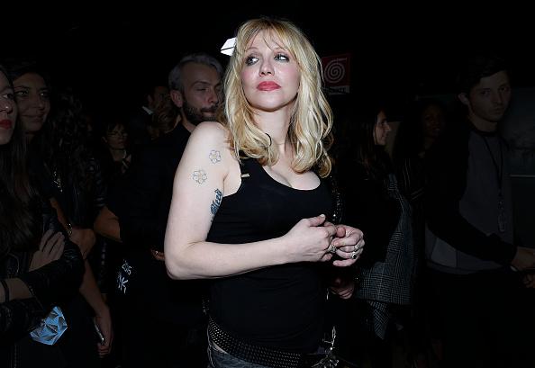 Courtney Love「Philipp Plein - Backstage - Milan Fashion Week SS16」:写真・画像(9)[壁紙.com]