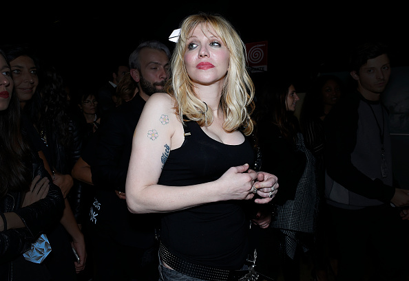 Courtney Love「Philipp Plein - Backstage - Milan Fashion Week SS16」:写真・画像(12)[壁紙.com]