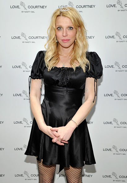 Courtney Love「Love, Courtney By Nasty Gal Launch Party」:写真・画像(11)[壁紙.com]