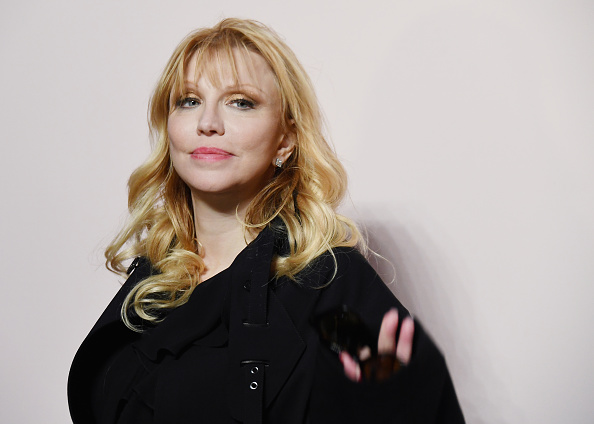 Courtney Love「Tom Ford FW 2019 - Arrivals - New York Fashion Week: The Shows」:写真・画像(0)[壁紙.com]