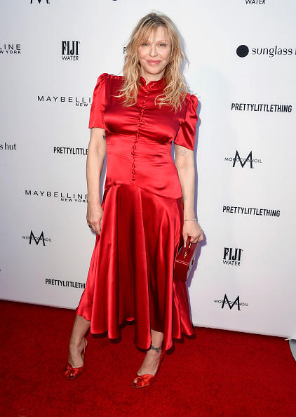 Courtney Love「The Daily Front Row's 5th Annual Fashion Los Angeles Awards - Arrivals」:写真・画像(7)[壁紙.com]