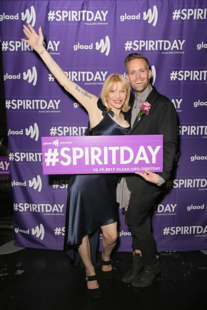 コートニー・ラブ「Justin Tranter And GLAAD Present 'Believer' Spirit Day Concert」:写真・画像(15)[壁紙.com]