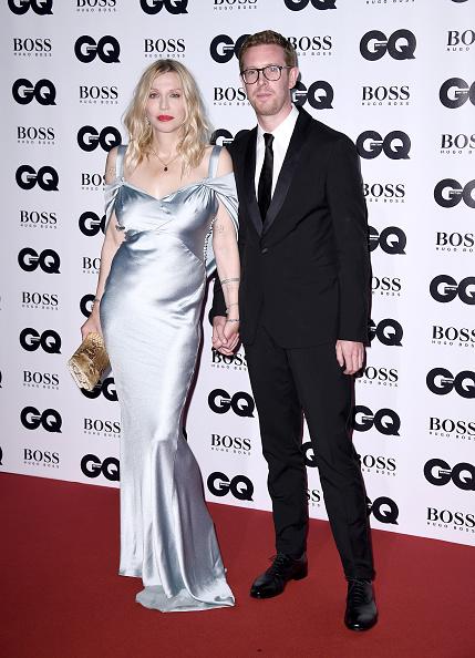コートニー・ラブ「GQ Men of The Year Awards - Red Carpet Arrivals」:写真・画像(12)[壁紙.com]