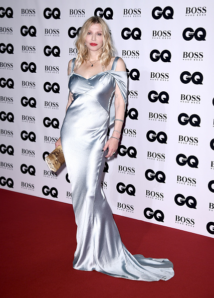 Courtney Love「GQ Men of The Year Awards - Red Carpet Arrivals」:写真・画像(11)[壁紙.com]