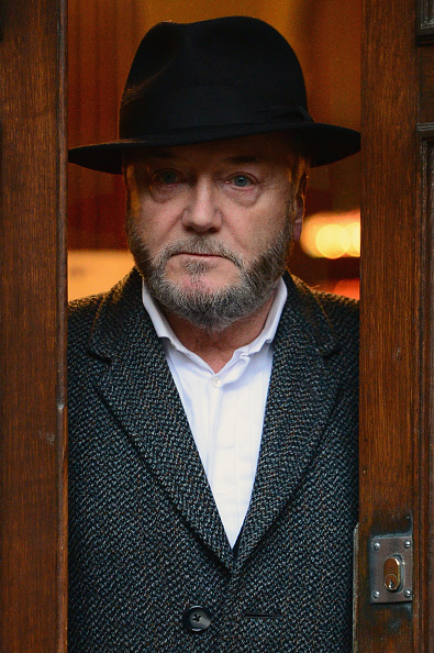 Jeff J Mitchell「MP George Galloway In Scotland To Give Speech Against Independent Scotland」:写真・画像(10)[壁紙.com]