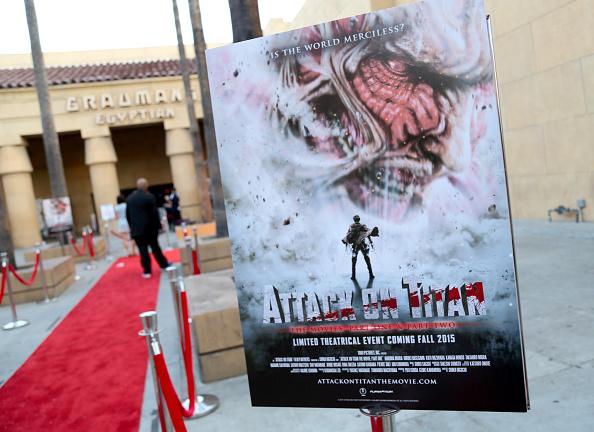 """進撃の巨人「""""ATTACK ON TITAN"""" World Premiere」:写真・画像(13)[壁紙.com]"""
