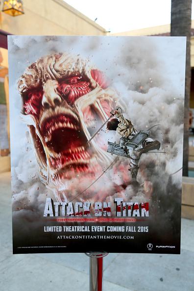 """Attack On Titan「""""ATTACK ON TITAN"""" World Premiere」:写真・画像(15)[壁紙.com]"""
