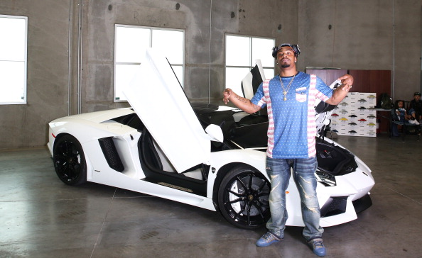 Athlete「Marshawn Lynch Gets Pure Monster Sound Installed In His Lamborghini」:写真・画像(2)[壁紙.com]
