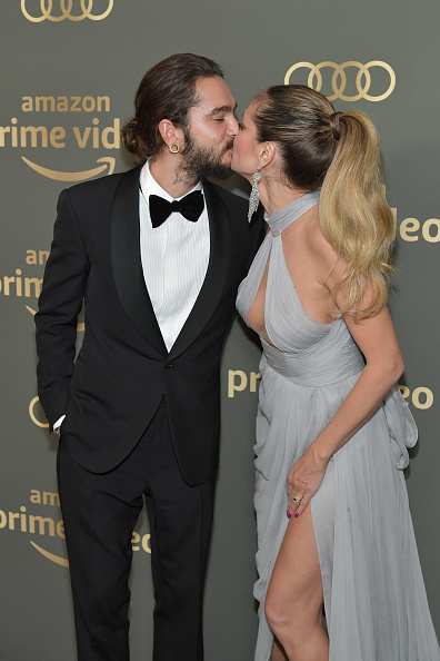 Thigh High Slit「Amazon Prime Video's Golden Globe Awards After Party - Arrivals」:写真・画像(0)[壁紙.com]
