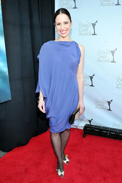 Silver Shoe「2012 Writers Guild Awards - Red Carpet」:写真・画像(14)[壁紙.com]
