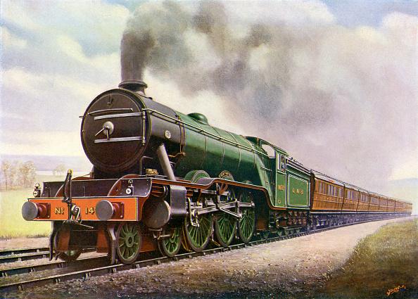 Transportation「Pacific Express Locomotive」:写真・画像(12)[壁紙.com]