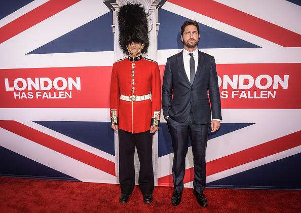 """Focus Features「Premiere Of Focus Features' """"London Has Fallen"""" - Arrivals」:写真・画像(12)[壁紙.com]"""