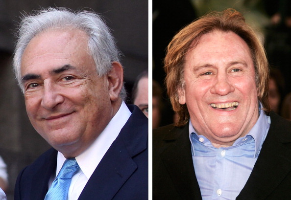 Comparison「FILE PHOTO:  Actor Gerard Depardieu To Reportedly Play Dominique Strauss-Kahn In Biopic Role」:写真・画像(17)[壁紙.com]