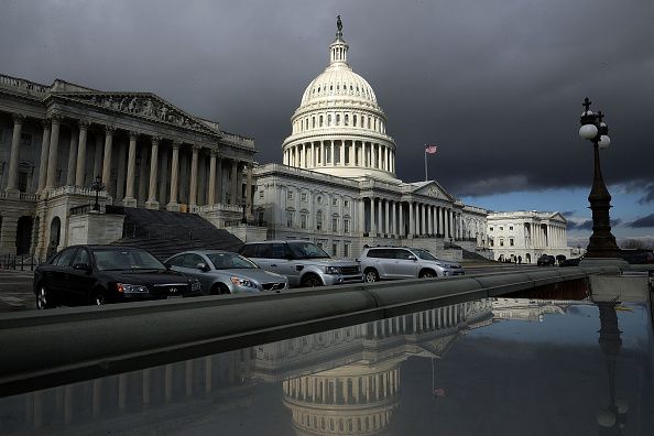 Dark「The U.S. Capitol In Washington DC」:写真・画像(14)[壁紙.com]