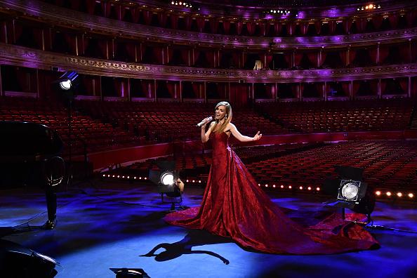 Blank「Katherine Jenkins VE Day 75 Performance At The Royal Albert Hall」:写真・画像(9)[壁紙.com]