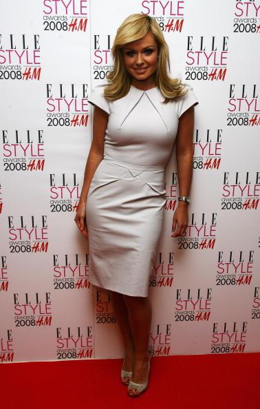 Cap Sleeve「Elle Style Awards 2008 - Press Room」:写真・画像(19)[壁紙.com]