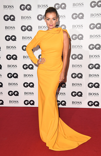 Yellow Dress「GQ Men Of The Year Awards 2018 - Red Carpet Arrivals」:写真・画像(8)[壁紙.com]