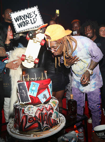 Jerritt Clark「Lil Wayne 36th Birthday Party/Carter V Release Party」:写真・画像(1)[壁紙.com]