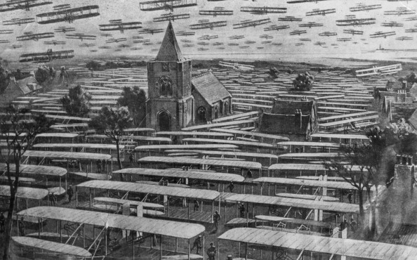 Large Group Of People「Prussians Invade From The Air」:写真・画像(13)[壁紙.com]