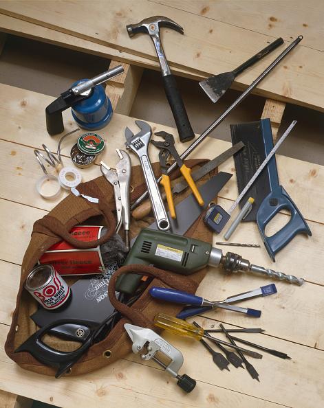 静物「Contents of a tool kit」:写真・画像(7)[壁紙.com]