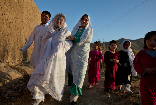 Kabul「AFG:From The Afghan Beauty Parlor To Wedding」:写真・画像(2)[壁紙.com]