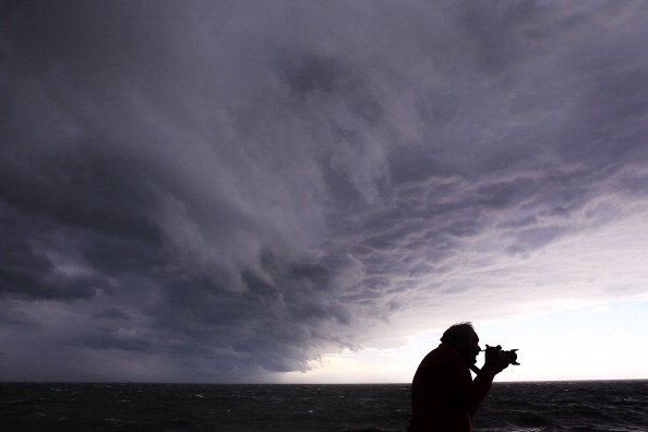 Environmental Issues「Wild Weather Hits Melbourne」:写真・画像(4)[壁紙.com]