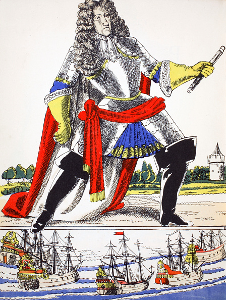 Stuart - Florida「James II King Of Great Britain And Ireland From 1685 (1932)」:写真・画像(5)[壁紙.com]