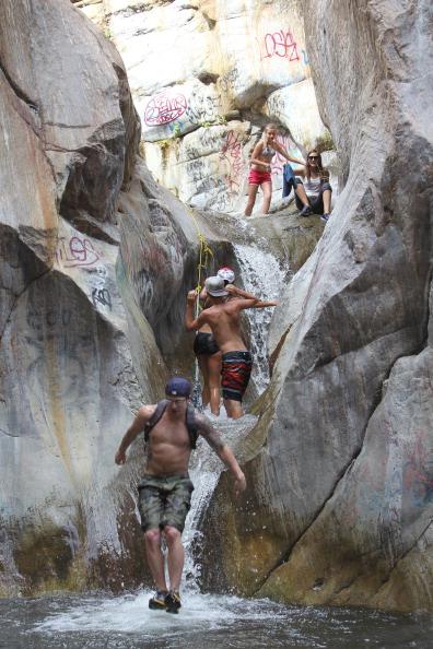 Wilderness Area「Vandals Target Los Angeles Area National Forests」:写真・画像(13)[壁紙.com]