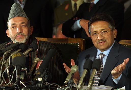 Kabul「Pakistani President Pervez Musharraf In Afghanistan」:写真・画像(13)[壁紙.com]