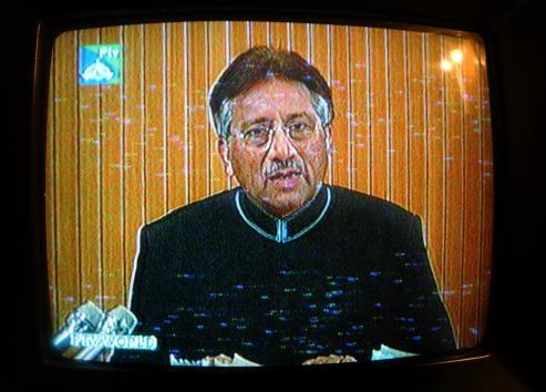 Emotional Stress「Reaction To Musharraf Speech」:写真・画像(6)[壁紙.com]