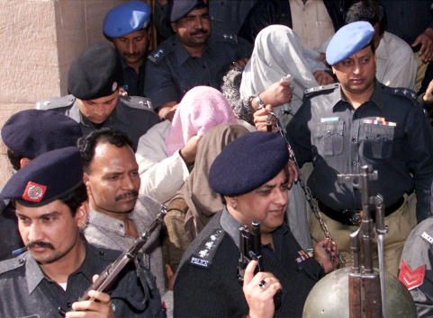 Pakistan「Suspects In Pearl Kidnapping」:写真・画像(6)[壁紙.com]