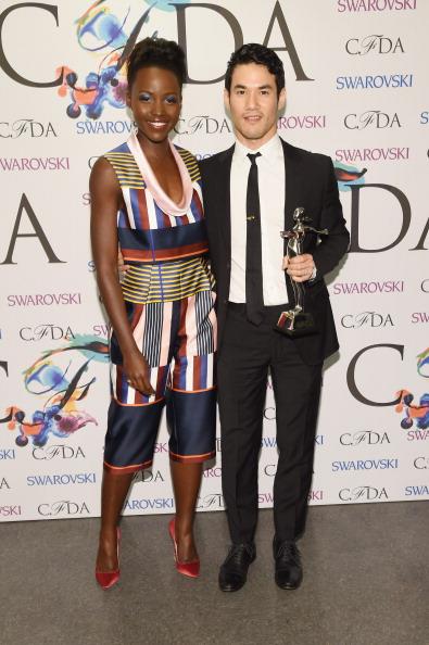 Larry Busacca「2014 CFDA Fashion Awards - Winners Walk」:写真・画像(0)[壁紙.com]
