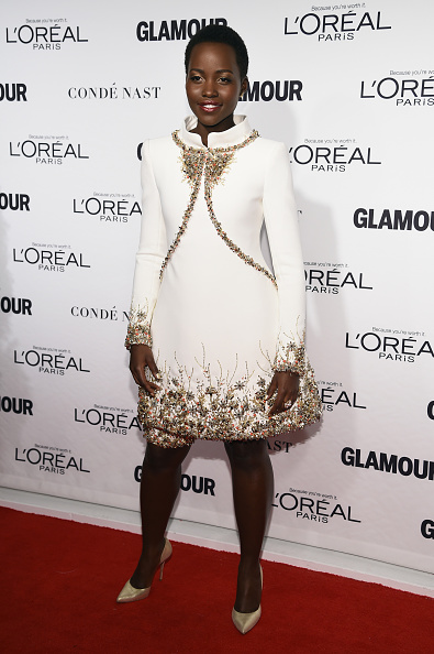 Champagne Colored「Glamour's Cindi Leive Honors The 2014 Women Of The Year - Arrivals」:写真・画像(13)[壁紙.com]